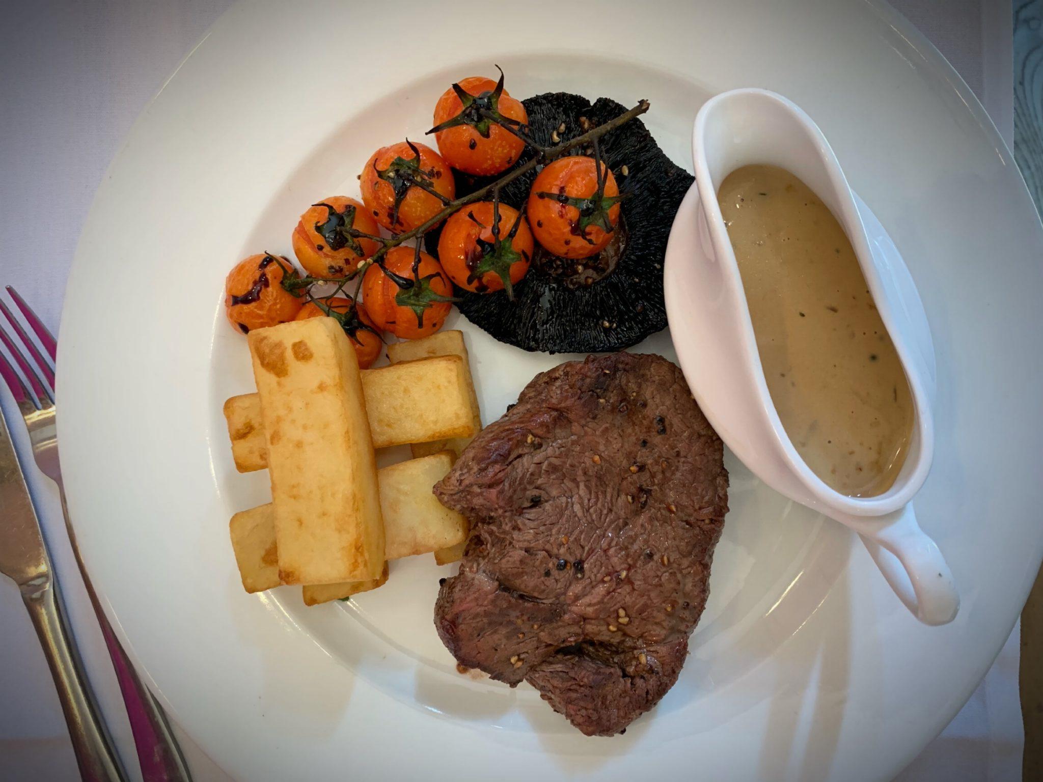 weekend Lunch/Dinner menu